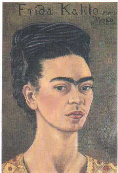 Frida Kahlo in 1941